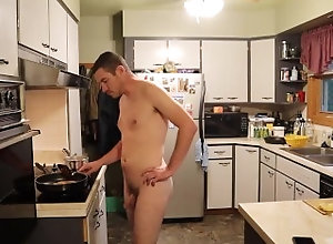 jason-slate;onlyfans;jff;justforfans;nakedchef;naked-chef;naked-cooking;nude-cooking,Fetish;Solo Male;Gay;Jock;Verified Amateurs NakedChef: Creamy...