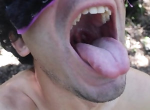 giant;vore;mouth;tongue;throat;uvula;pov;nature;forest;outdoor;wild;european,Euro;Twink;Fetish;Solo Male;Gay;Amateur;POV;Verified Amateurs Naughty wolf...