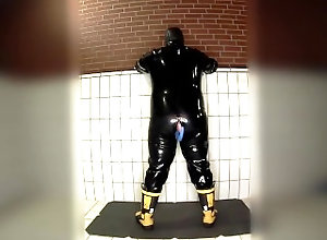 european;cumshot;jerk;off;rubberboots;rubber;pup;rubbergloves;rubbersuit;dogtail;heavy;rubber;human;pup,Euro;Fetish;Solo Male;Gay;Cumshot;Chubby pawing off in new...
