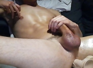 ass-fuck;masturbate;big-cock;cum;cumshot;jerk-off;solo-male;big-dick;big-white-cock;dutch-amateur;homemade-male;watch-me-cum;edging-cock;ass-play;anal-play;dildo-play,Solo Male;Gay Fuck my ass