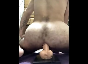 newdildo;10inches,Solo Male;Gay Playing with my...