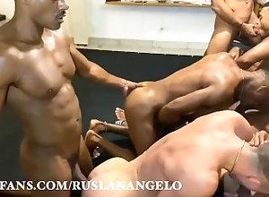 "ruslan-angelo;ruslan;gay;orgy;big-dick;muscle;anal;blowjob;group-sex,Bareback;Muscle;Big Dick;Pornstar;Group;Gay;Interracial;Rough Sex;Jock,Ruslan Angelo ""BRASIL..."