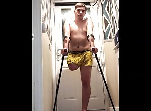 twink;disabled;crutches;devotee;wheelchair;welsh;big-cock,Twink;Solo Male;Big Dick;Gay;Hunks;Jock Young Welsh...