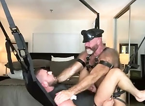 daddy;son;boy;daddies;muscle;breeding;leather;sling;rough;amateur;homemade;onlyfans;raw;domination;older;mature,Bareback;Daddy;Muscle;Fetish;Pornstar;Gay;Reality;Amateur;Rough Sex;Jock,Sean Harding Leather Muscle...
