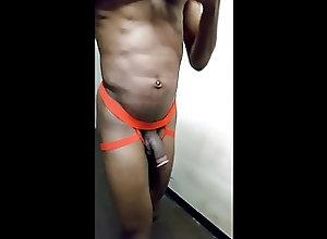 Black Gays (Gay);Twinks (Gay);Amateur (Gay);Crossdressers (Gay);Small Cocks (Gay);Black Lingerie;In Panties;Black Panties;Panties;Black naked black guy...
