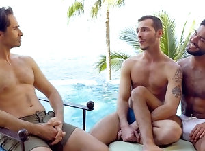 lucasentertainment;gay-porn;gay;gay-sex;butthole;assfuck;big-dicks;big-cocks;bareback;public;outside,Muscle;Blowjob;Gay;Public;Rough Sex;Mature Ricky Hard And...