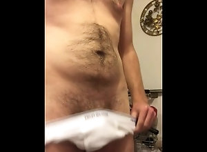 piss-drinking;piss;pissing-male;tighty-whities;tighty-whites-male;white-briefs;sweatpants;grey-sweatpants,Fetish;Solo Male;Gay;Reality;Amateur;Verified Amateurs Drinking My Own Piss