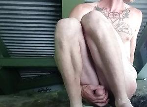 crossdresser;public,Fetish;Solo Male;Gay;Public;Amateur;Rough Sex Must see if...