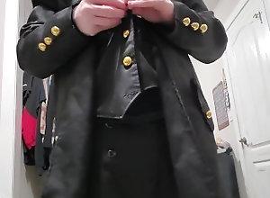 dress-up;solo;male;bareback,Bareback;Solo Male;Gay;Amateur Plague Doctor...