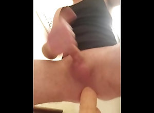 anal;toy;cum;gape;gaping;dildo;ball;speculum;stretch;insert;solo;squirt;handsfree;ass;dick,Solo Male;Gay Anal insertions 3