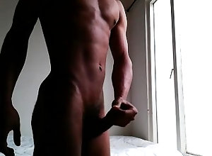 porno-gays;paja;negro;hombre;fapping;etero;gays;latino;flaco;verga-negra;leche;big-cock;latin,Black;Twink;Latino;Solo Male;Big Dick;Gay;Amateur;Handjob;Cumshot Hombre negro...