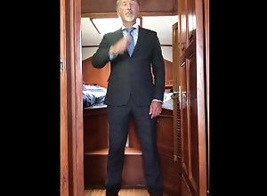 tiktok;nude-tiktok;tiktok-naked;tiktok-masturbation;tiktok-challange;suit;business-suit;suit-and-tie;big-cock,Daddy;Solo Male;Big Dick;Gay;Straight Guys;Amateur;Cumshot;Verified Amateurs Its Cuming Home...