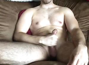 solo-male;masturbation;couch-solo;big-dick;white-male,Solo Male;Big Dick;Gay Couch solo