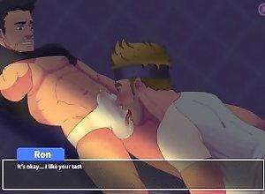 cartoon;game;ron;video-game;big-cock,Daddy;Muscle;Blowjob;Big Dick;Gay;Hunks;Cartoon;Verified Amateurs Neighbor  Ron...