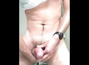 prostate-milking;cumshot;big-load;huge-cumshot;prostate;anal;bottom;masturbate;precum-dripping;precum;prostate-massage;leaking;handsfree;big-cock;european,Euro;Twink;Solo Male;Big Dick;Gay;Uncut;Cumshot;Verified Amateurs Emptying my balls...