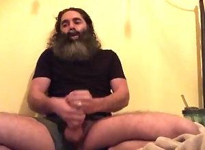 beard;big-balls;big-nuts;dad;lumberjack,Daddy;Solo Male;Big Dick;Gay;Bear;Vintage;Reality;Handjob;Cumshot BIG DICKED DAD...