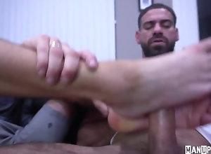 manupfilms;big-cock;tony-orlando;gay-foot-fetish;gay-foot-job;footjob;male-feet;coerced-gay;magic-ticket;silly;muscle;big-dick;cum-on-feet;foot-worship;jocks,Daddy;Muscle;Big Dick;Pornstar;Gay;Hunks;Straight Guys;Jock;Feet,Ricky Larkin Ricky Larkin...