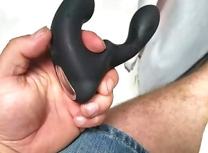 prostate-toy;prostate-massager;anal-milking,Solo Male;Gay Tomo 1 prostate...