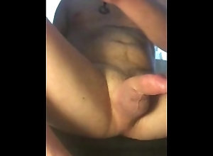 cock;ass-play;shaving;butt-plug;cockring;fetish,Solo Male;Gay Man scaping. Guy...