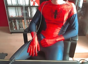 big-cock;spiderman;spiderman-cosplay;twitch;twink;streamer;snauwflake;gay,Twink;Fetish;Solo Male;Big Dick;Gay;Straight Guys;Uncut;Webcam;Verified Amateurs Twink in a...