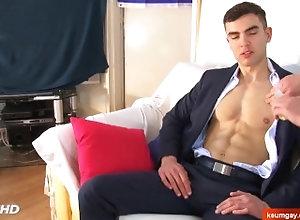 keumgay;big-cock;massage;gay;hunk;jerking-off;handsome;dick;straight-guy;serviced;muscle;cock;get-wanked;wank,Massage;Muscle;Big Dick;Gay;Hunks;Straight Guys;Handjob;Uncut;Jock In suit hot...