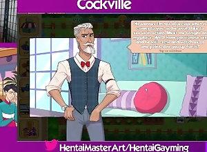 anime;gaming;gamer;yaoi;cockville;nutaku;gay,Gay;Cartoon Miss Tea!...