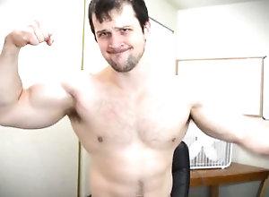 burp;burp;fetish;muscle;stud;muscle;flex,Muscle;Fetish;Solo Male;Gay Muscle PowerBlue...