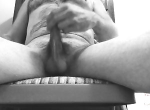 bw;silent-movie;solo-male;solo-masturbation;gay-oriented;cumshots;slow-motion;homoerotic;upclose;cock;cum;jerk-off;nude-male;erotic-nude;adam-castle;circumcised,Fetish;Solo Male;Gay;Bear;Amateur;Cumshot Black & White...