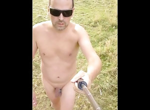 european;public;outside;outdoor;outdoorlover;naked;nackt;voyeur;imfreien;draussen,Euro;Solo Male;Gay;Public;Reality;Amateur;Uncut;POV;Verified Amateurs Nackt in der...